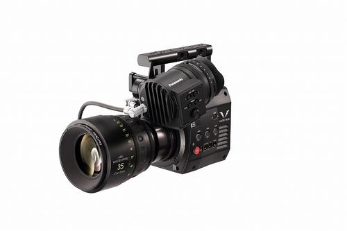 The Super35, PL mount, 4K camera module