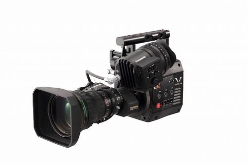The 2/3 inch, B4 mount, HD camera module