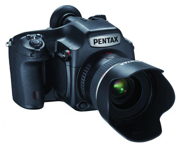 Ricoh launch Pentax 645Z medium format DSLR with full HD