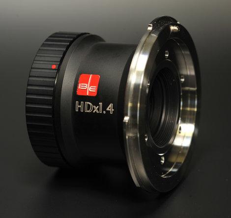 The IBE Optics HDx1.4