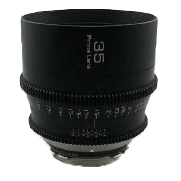 GL Optics cine converted Sigma 35mm f1.4