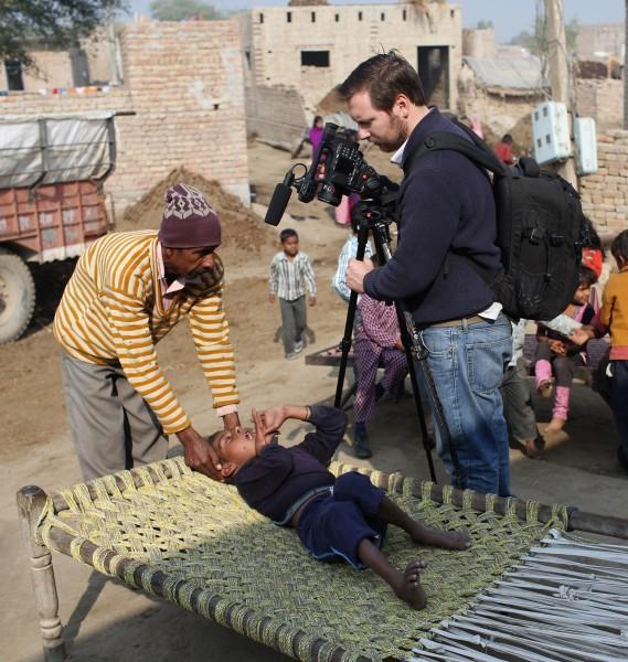 Shooting in Punjab. India. 2013