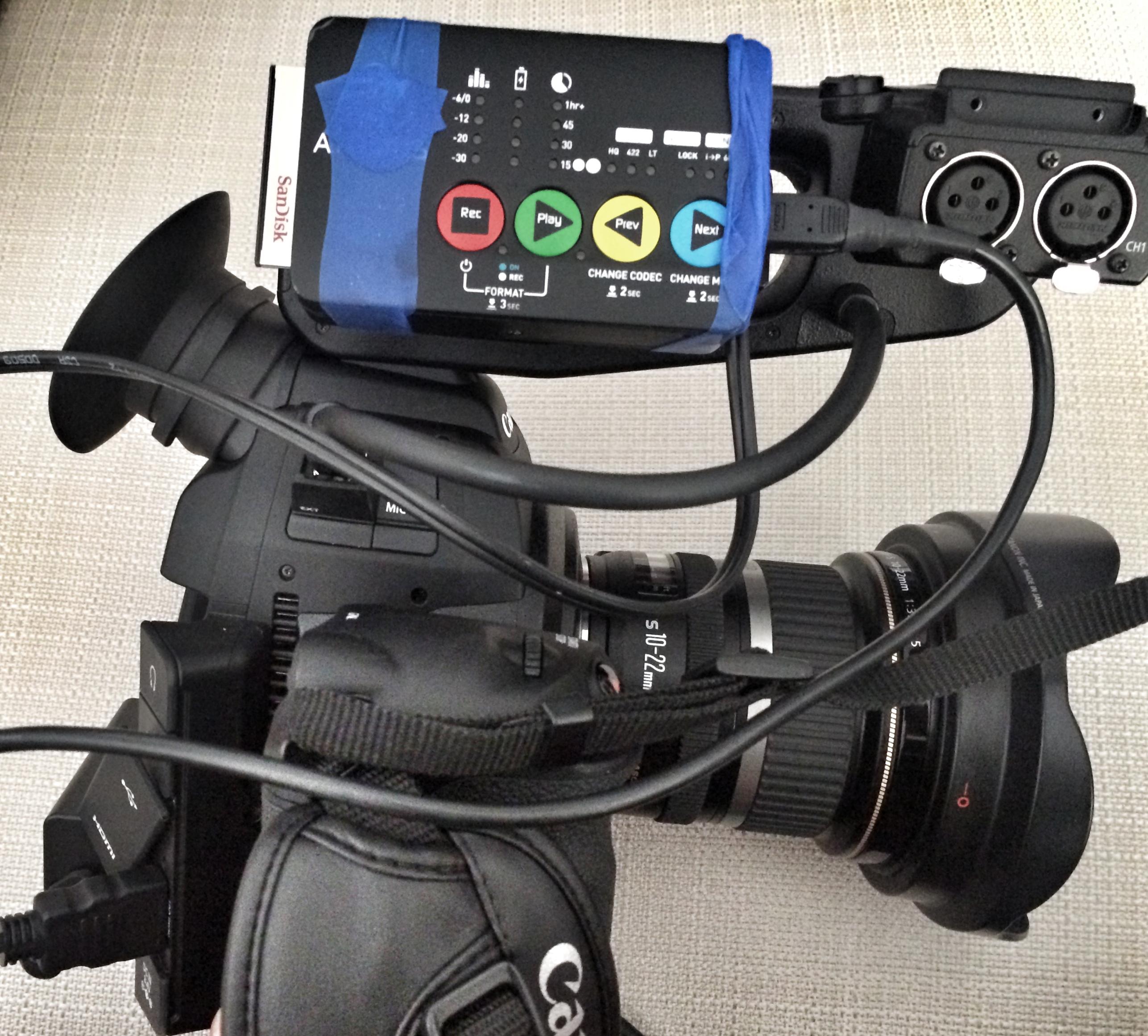 Review: Atomos Ninja Star – the near perfect recorder for run-and-gun filming