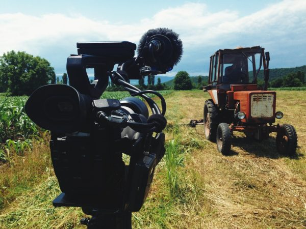Canon C300 on location