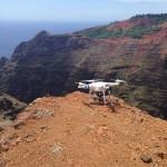Flight over Kauai – getting to grips with the DJI Phantom with H3-3D gimbal