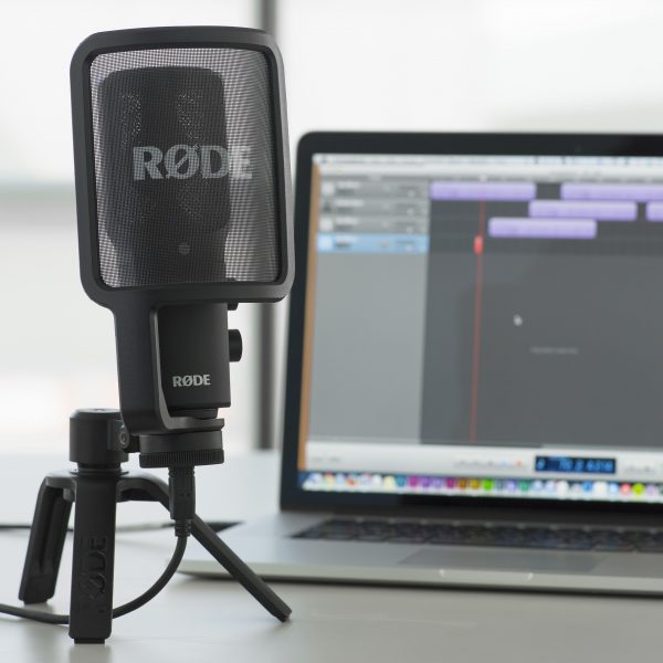 rode release nt usb studio mic for ipad osx and windows newsshooter. Black Bedroom Furniture Sets. Home Design Ideas