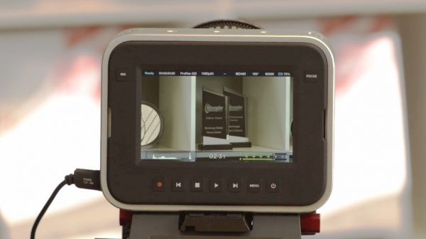 Blackmagic Design add histogram and audio level meters to their 4K
