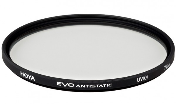 The Hoya EVO Antistatic filter