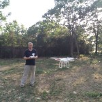 Video review: The DJI Phantom 2 Vision+ that fell from the sky