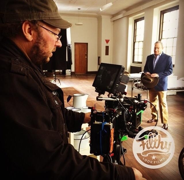 Can the Sony a7S intercut with the Sony F55? Mick Jones tries just that for The History Channel