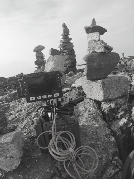 The Sound Devices Pix240i was used to shoot Prores instead of RAW recording