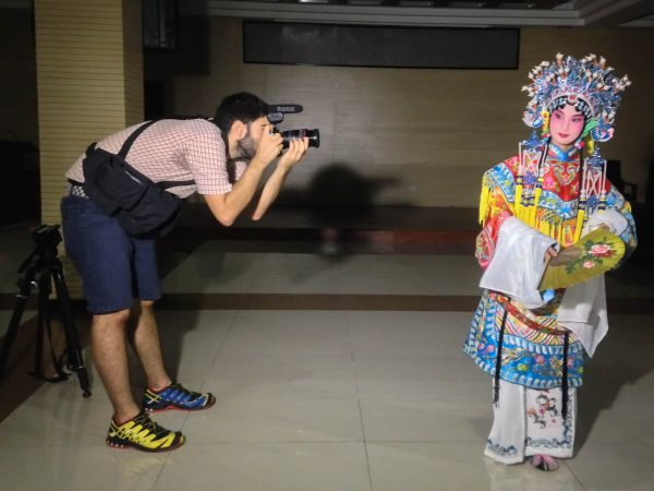 Shooting Beijing Opera with the Sony a7S