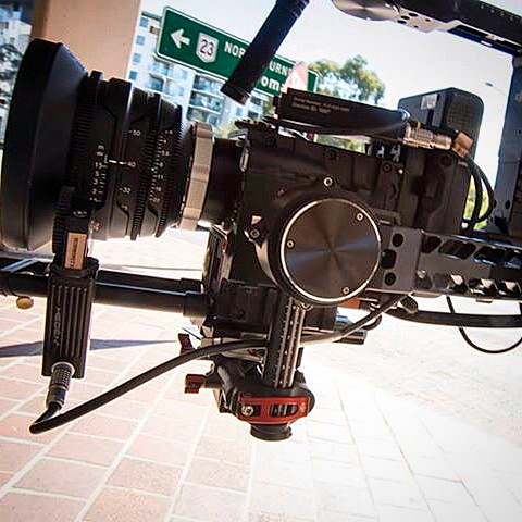 You can make the Ronin work with a Red Epic