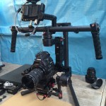 The DJI Ronin brushless gimbal put through its paces by Roger Price