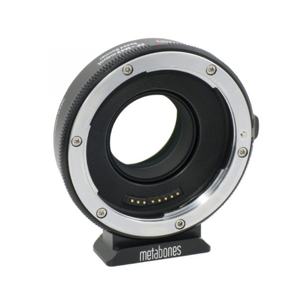 The new Metabones Canon EF to M4/3 adapter