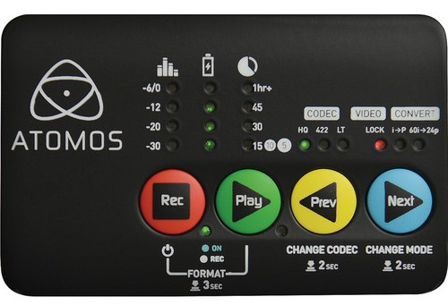 The Atomos Ninja Star should make a good match for the a5100