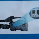 BIRTV 2014 video: Chinese inventor hacks an old tape based Sony ENG camera to shoot 2.7K by putting a GoPro inside