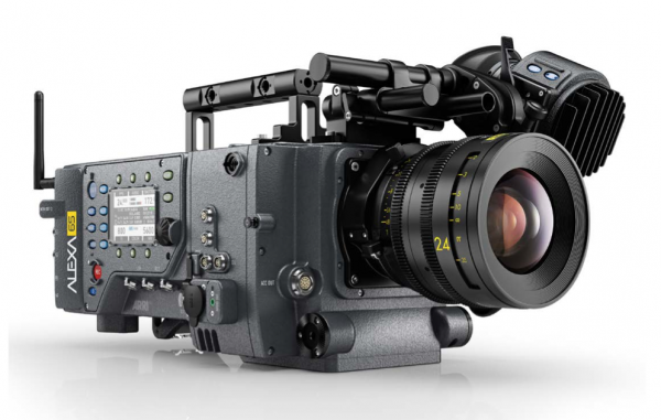 The ARRI Alexa 65