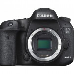 Canon 7D mkII features 1080/60P video with dual-pixel CMOS AF and timecode