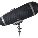 IBC 2014 video: Rycote Cyclone windshield – the blimp reimagined
