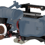 IBC 2014 video: Vocas makes first dedicated baseplate for the Sony FS7