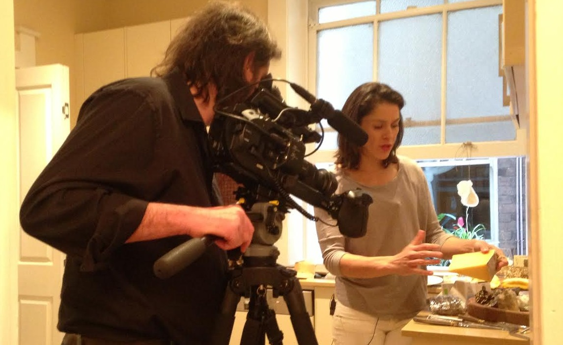 Getting Cheesy – Ben Allan shoots a mini-doc with a pre-production Sony FS7
