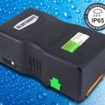 IBC 2014 video: Blueshape's IP65 water resistant Splash Granite battery