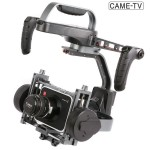IBC 2014 video: Budget brushless gimbal maker Came-TV shows 8000 model for heavier payloads