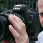 Cinema5D's Johnnie Behiri shoots first look video with pre-production Canon 7DmkII