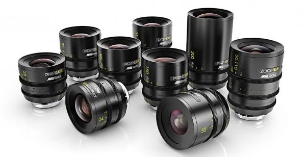 The new rehoused Hassleblad lenses