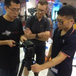 BIRTV 2014 video: Sirui launch new pro video tripods, jib and all-in-one Video Survival Kit VSK-5