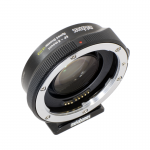 Metabones Speed Booster Ultra – upgraded focal length reducer uses ultra-high index tanatalum-based optical glass