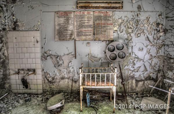 Hospital No. 126, Pripyat
