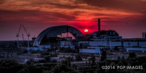 Chernobyl reactor No.4