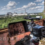 IBC 2014 live show replay: Philip Grossman films Chernobyl nuclear disaster zone with the Sony FS700 and DJI quadcopters