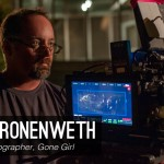 Go Creative Show: Gone Girl DP Jeff Cronenweth talks about his cinematography