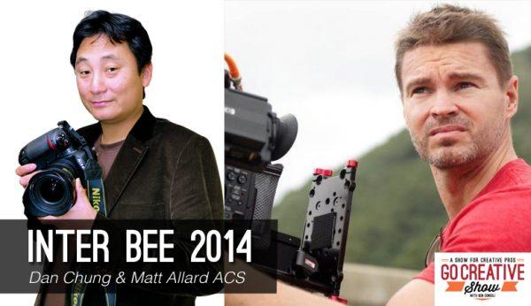 Dan Chung And Matt Allard talk InterBee and Sony FS7