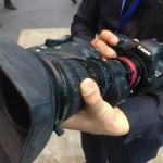 Inter BEE 2014: Want to put an ENG lens on a full-frame a7S or 5D mkIII? Technical Farm's new B4 to Full-frame adapter