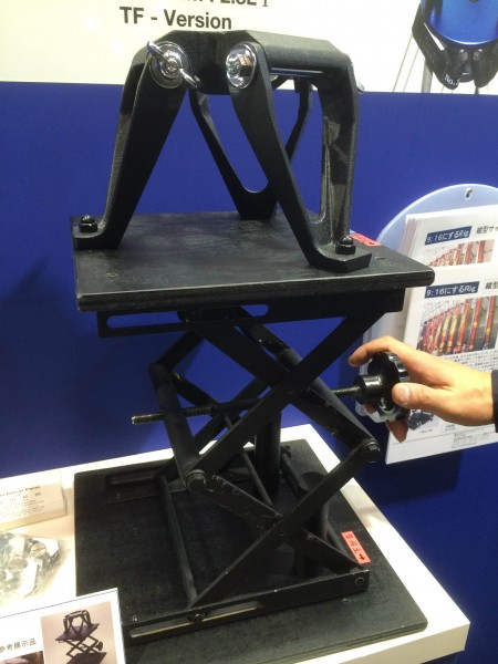The Technical Farm miniature scissor lift