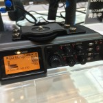 Inter BEE 2014: Tascam DR-70D compact 4 channel audio recorder for DSLRs