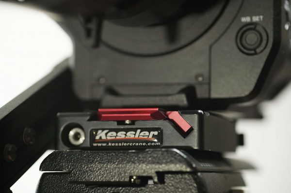 The Kessler Kwik system makes tripod mounting easier