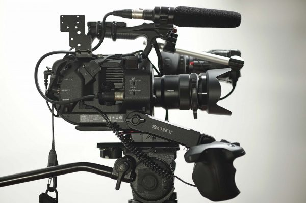 The Sony FS7 production version