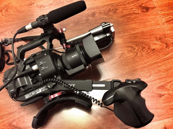 My lighter weight Zacuto shoulder rig solution