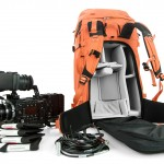 F-Stop bags design Shinn backpack for larger video cameras