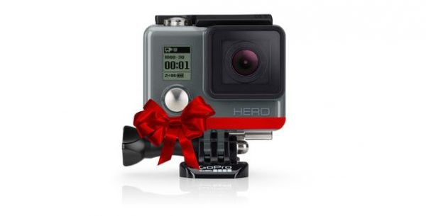 The entry level GoPro Hero is one our selections this year