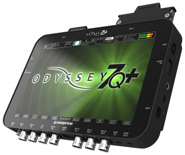 The new Odyssey 7Q+