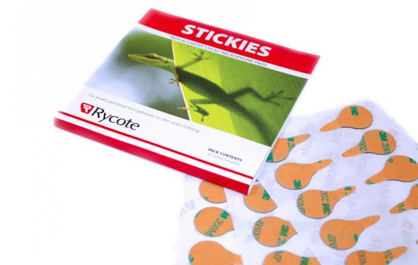 original Rycote stickies