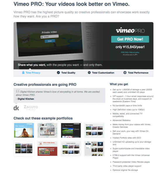 You will need a Vimeo Pro account to download or upload 4K.