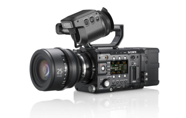 The Sony F5 will soon be able to record 4K internally like its big brother the F55 with a paid upgrade.