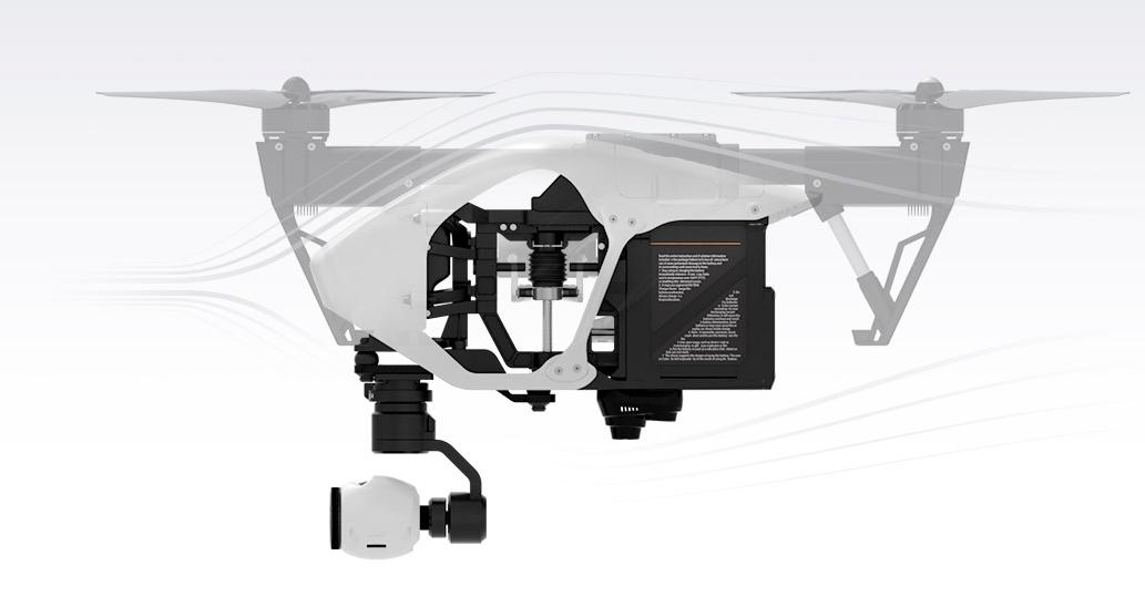 DJI Inspire 1 4K quadcopter to finally start shipping